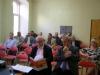 Seminarium w Elblągu, Wiesˆaw Łubiański, Kanclerz Loży Olsztyńskiej BCC i Jan Fiodorowicz, szef elbląskiej Solidarno˜ści