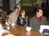 Przedstawiciele Fundacji Instytut Społecznej Odpowiedzialności Organizacji z Wiceprezes Beata Abramską