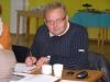 Seminarium w Kętrzynie, asystent kierownika projektu Jarek Borkowski